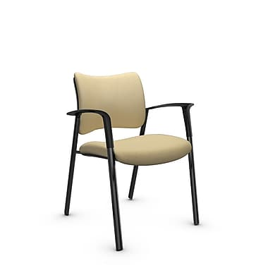 Global Zoma Designer Armchair, Imprint Fabric