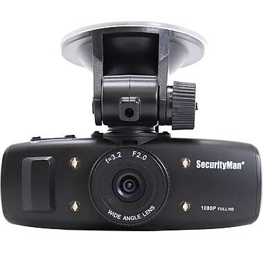 SecurityMan CARCAM-SD HD Car Camera Recorder