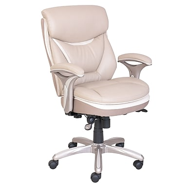 Serta® SmartLayers™ Verona Task Chair, Taupe