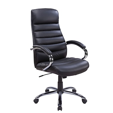 TygerClaw Modern Executive High Back Office Chair, 26