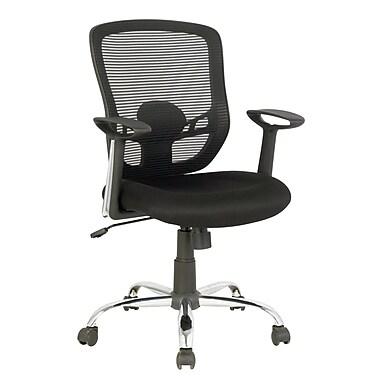 Tygerclaw Air Grid Mid Back Office Chair, 23.6