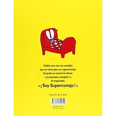 Superconejo = Super Rabbit (Spanish Edition) (9788484702399)