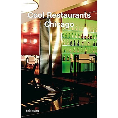 Cool Restaurants Chicago, New Book (9783832790189)