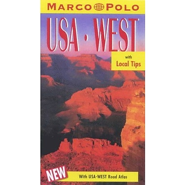Marco Polo Western Us Travel Guide (Marco Polo Travel Guides), Used Book (9783829760317)