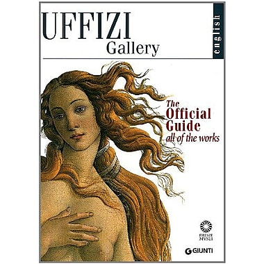 The Uffizi: The Official Guide All of the Works, Used Book (9788809014879)