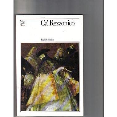 Ca' Rezzonico, New Book (9788843521050)