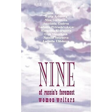 Nine: An Anthology of Russia's Foremost Woman Writers, New Book (9785717200639)