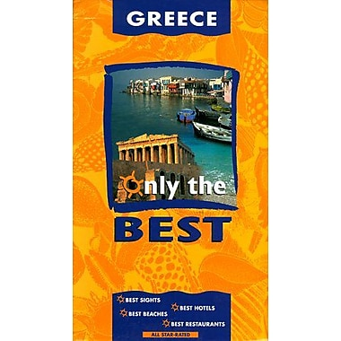 Only the Best Greece, Used Book (9789603770091)