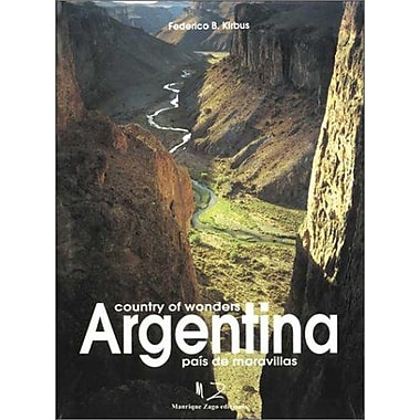 Argentina: Country of Wonders, New Book (9789509517660)