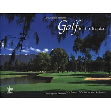 Golf In the Tropics, New Book (9789588156330)