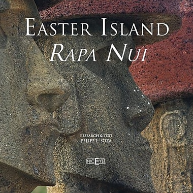 Easter Island: Rapa Nui, Used Book (9789568481063)