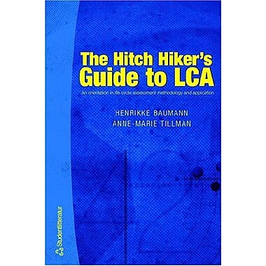 The Hitch Hiker's Guide to LCA, Used Book (9789144023649)
