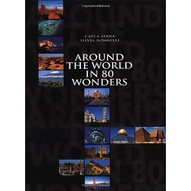 Around the World in 80 Wonders, Used Book (9788854400993)