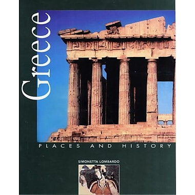 Greece (Places and History), New Book (9788880955481)
