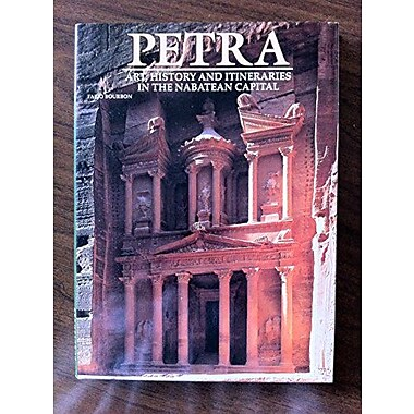 Petra: Art, History and Itineraries in the Nabatean Capital, Used Book (9788880953418)