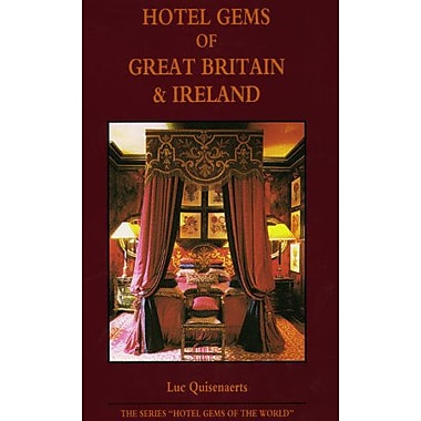 Hotel Gems in Great Britain and Ireland (Hotel Gems in the World), New Book (9789076124018)