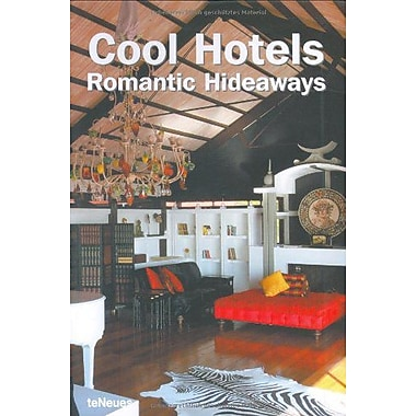 Cool Hotels Romatic Hideaways (Designpockets), New Book (9783832791360)