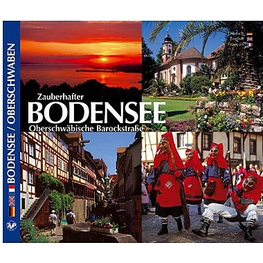 Lake Constance: Pictorial Tours (9783921268704)