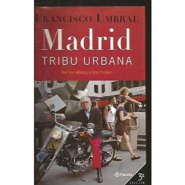 Madrid Tribu URBAL9na, New Book (9788408036470)