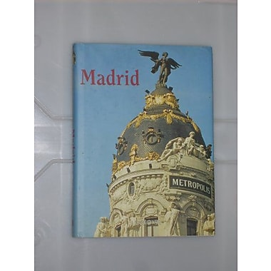 Madrid (Spanish Edition), Used Book (9788489439894)