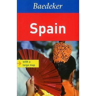 Spain Baedeker Guide (Baedeker Guides), New Book (9783829765503)