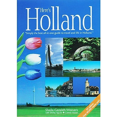 Here's Holland, New Book (9789059721418)