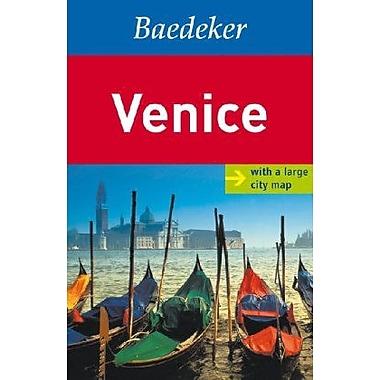 Venice Baedeker Guide (Baedeker Guides), New Book (9783829764827)