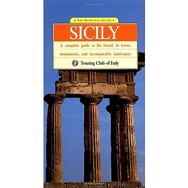 Sicily: A Complete Guide to the Island, Its Towns, Monuments, and Incomparable Landscapes (Heritage Guides), Used(9788836515219)