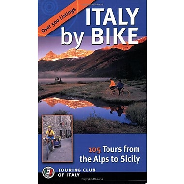 Italy by Bike: 105 Tours from the Alps to Sicily (Dolce Vita), Used Book (9788836544967)