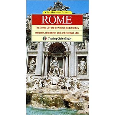 Rome (Heritage Guide Series) (9788836515233)