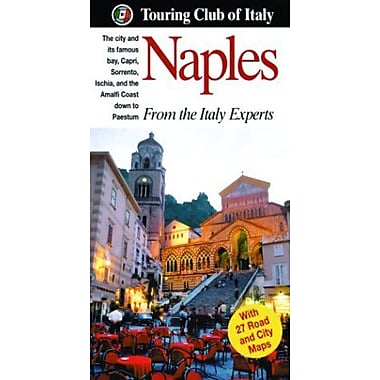 Naples: The Heritage Guide, New Book (9788836528363)