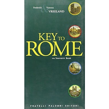 Key to Rome, Used Book (9788876210389)