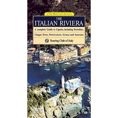 The Italian Riviera: A Complete Guide to Liguria, including Portofino, Cinque Terre, Portovenere, Geno, New Book (9788836521142)