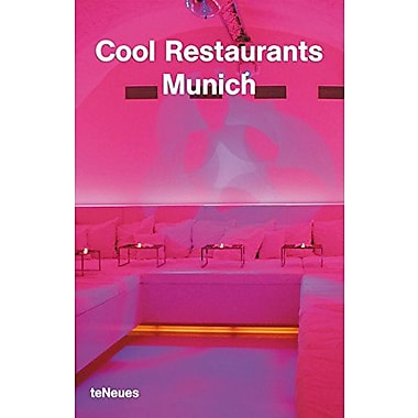 Cool Restaurants Munich, New Book (9783832790196)