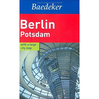 Berlin Baedeker Guide (Baedeker Guides), New Book (9783829765459)