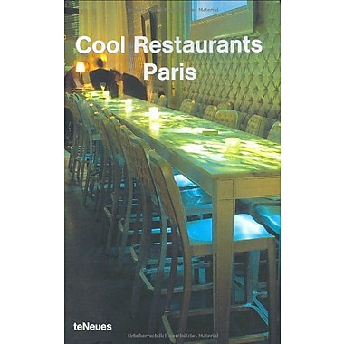 Paris (Cool Restaurants), Used Book (9783823845706)