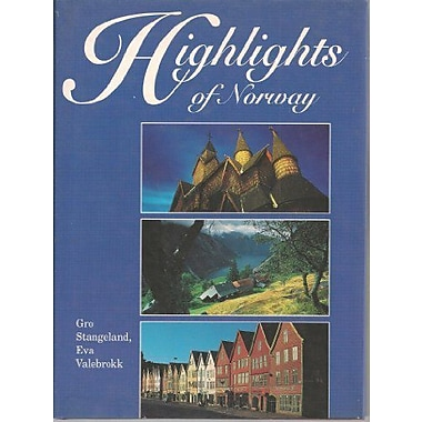 Highlights of Norway, Used Book (9788273190925)