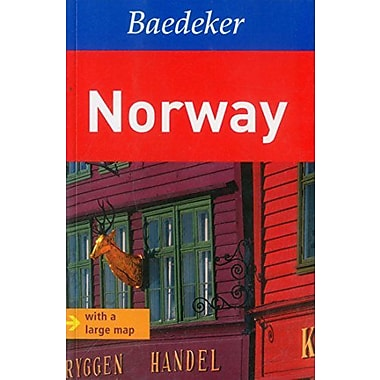 Norway Baedeker Guide (Baedeker Guides), Used Book (9783829766104)