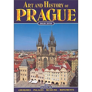 Art & History of Prague (9788880295563)