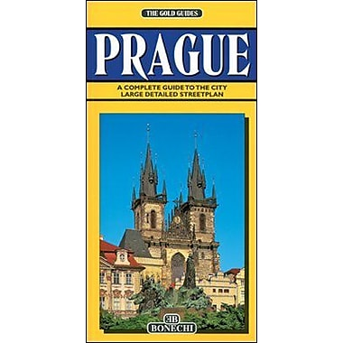Gold Guides Prague: A Complete Guide to the City (Gold Guides to Capital Cities of Europe) (9788880296218)