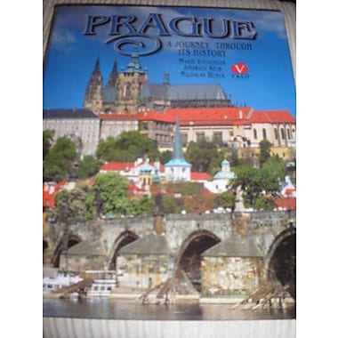 Prague: A Journey Through its History (9788085894936)