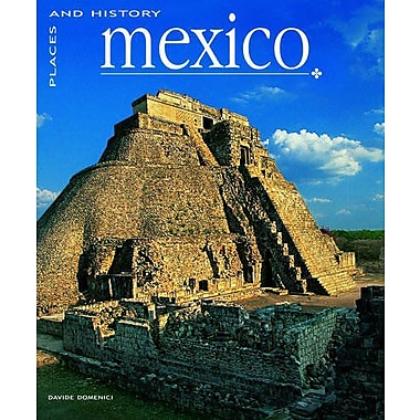 Mexico (Places and History), New Book (9788854400634)