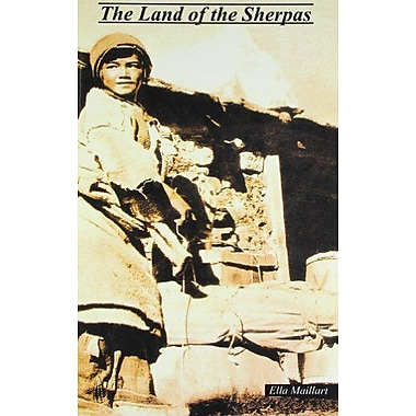 The Land of the Sherpas, Used Book (9788173031038)