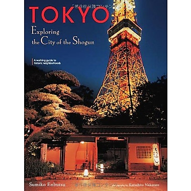 Tokyo: Exploring the City of the Shogun, Used Book (9784770030337)