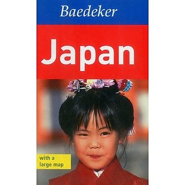 Japan Baedeker Guide (Baedeker Guides), New Book (9783829766173)