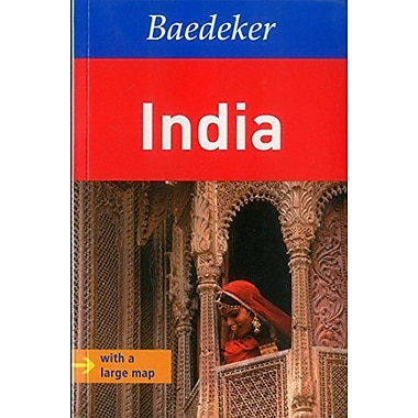 India Baedeker Guide (Baedeker Guides) (9783829766227)