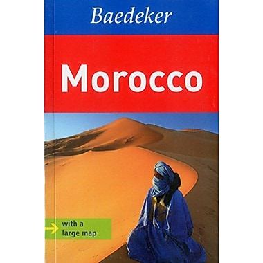 Morocco Baedeker Guide (Baedeker Guides), New Book (9783829766234)