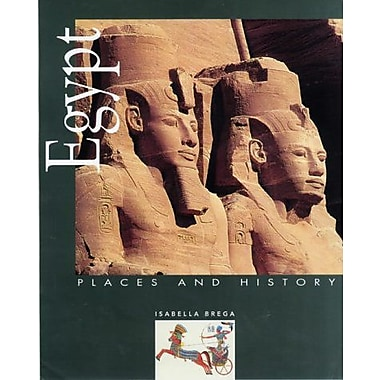 Egypt (Places and History), Used Book (9788880955467)