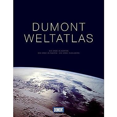 DUMONT Weltatlas: Die Erde in Karten. Die Erde in Fakten. Die Erde in Bildern, Used Book (9783770169504)