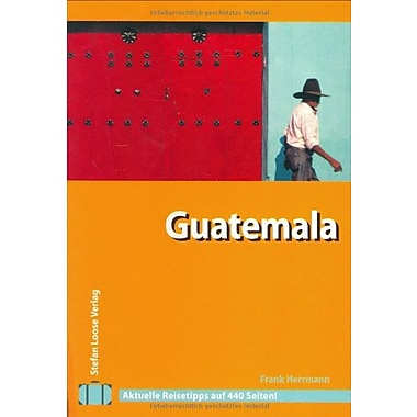 Guatemala. Travel Handbuch., New Book (9783770161041)